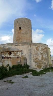 """Windmill """"Il-Mithna Tal-Qaret"""", Zurrieq, Malta"""