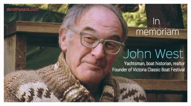 John West interview in memoriam
