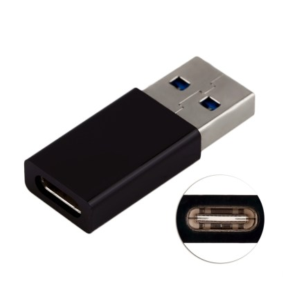 USB Type A(male) USB-A 3.1 to USB-C(female) Type C Laptop Desktop Adapter Converter