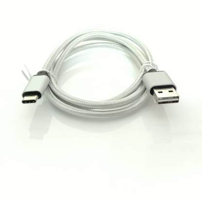 Gionee A1 Plus, S6s Smartphone USB-C(Type-C) to USB(Reversible) Charger/Data Wire Lead Cable