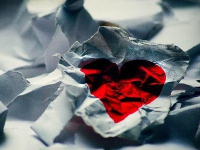 When your heart aches like never before…..