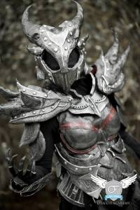 Daedric Armor at Otafest