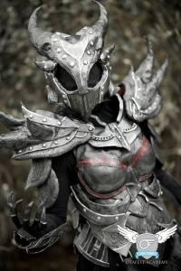Daedric Armor at Otafest