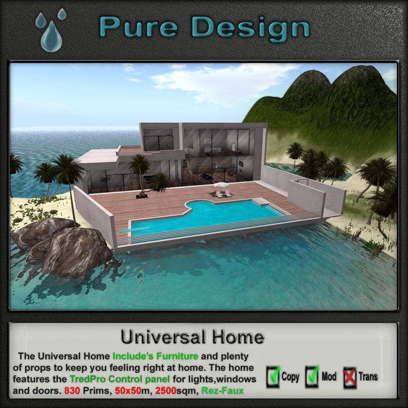 universal home 1