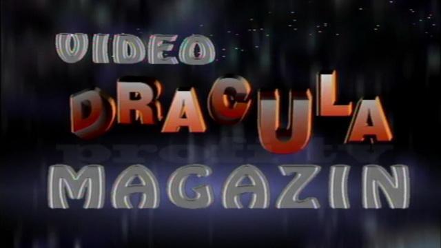 Video DRACULA Magazin 1
