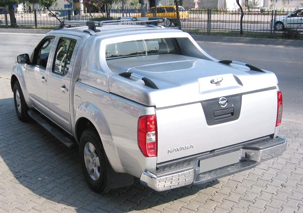 nissan navara hardtop fullbox & Nissan Navara Hardtop Navara Canopy Navara Laderaumabdekung