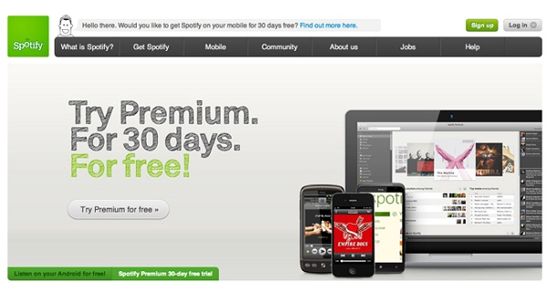 How to Get Unlimited Free Trial Subscriptions to Spotify and Netflix