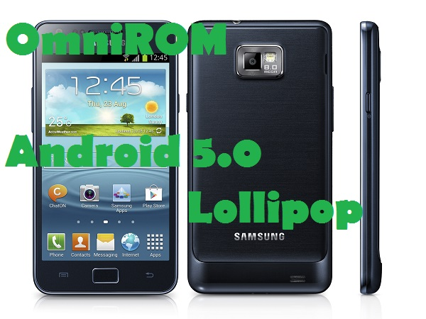 OmniROM Android 5 0 Lollipop for Galaxy S2 I9100 (Download