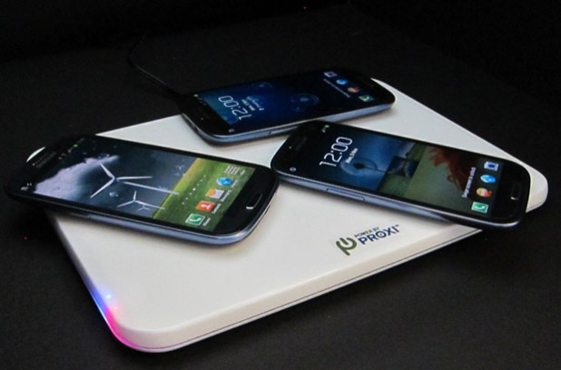 android wireless charging