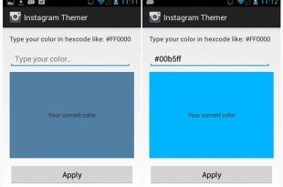 instagram themer xposed module