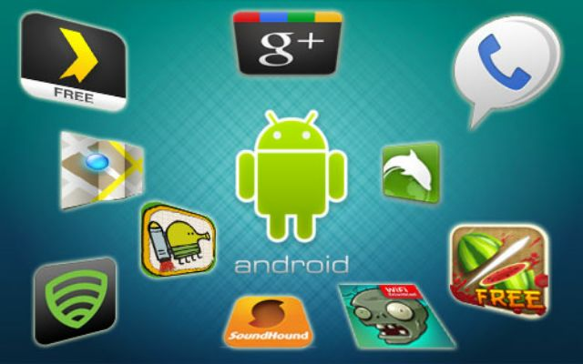update system apps android