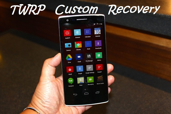 TWRP Recovery for OnePlus One