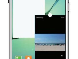 Galaxy S6 Pop-up view