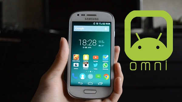 OmniROM Android 5.1 Galaxy S3