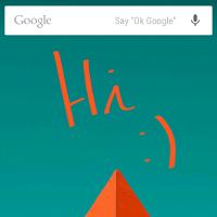 Screen Write Galaxy S35