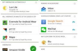Greenify is updated to V2.6.2. Download apk