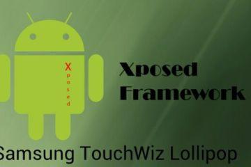 Xposed Framework for Samsung TouchWiz Lollipop ROMs