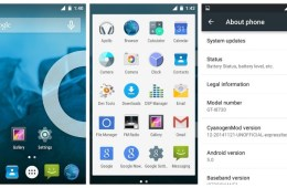 Galaxy Express CyanogenMod 12.1 Android 5.1.1