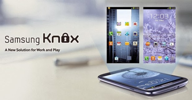 Disable and uninstall Samsung KNOX feature