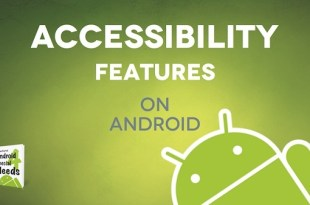 Android Accessibility Features4