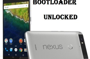 Unlock Nexus 6P Bootloader
