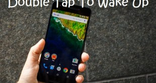 google-nexus-6p-double tap to wake up