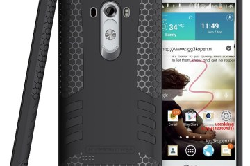 LG G3 Hyperion titanium case