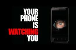 Your phone is watching you