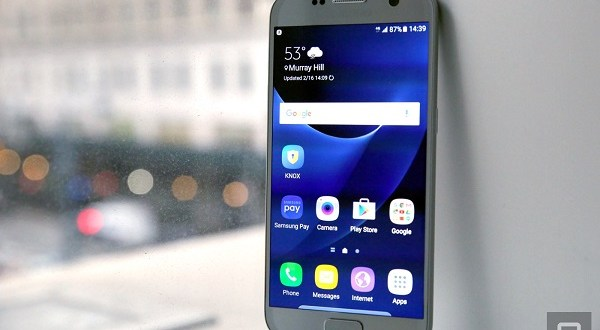 Galaxy S7 Home Launcher