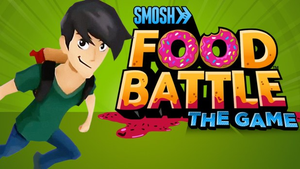 food battle android app