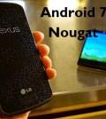 nexus 4 android 7.0 nougat