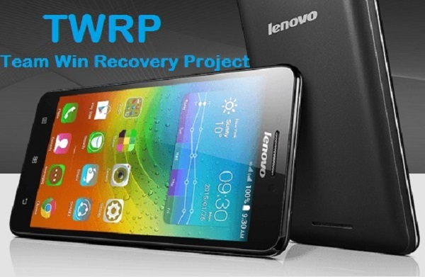 How To Install TWRP Custom Recovery On Lenovo A5000 - Dory Labs