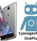 CM 14.1 OnePlus 3T