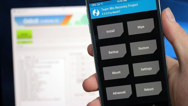 Download TWRP Recovery For Galaxy S7 SM-G930F Nougat