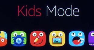 Kids Mode