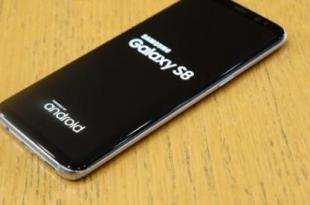 Galaxy S8 Restart