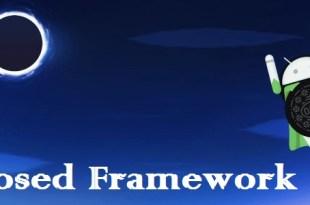 Xposed Framework Android Oreo