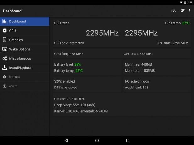 Download ElementalX Custom Kernel for Google Pixel 2 and