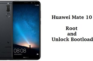 Huawei Mate 10 root and unlock bootloader