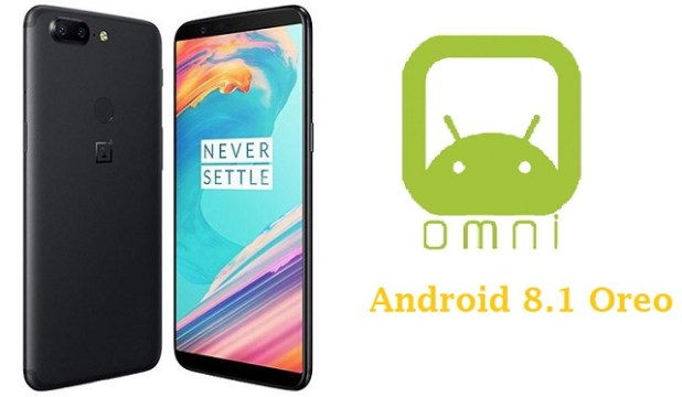 Download Omni ROM Android 8 1 Oreo on OnePlus 5T - Dory Labs