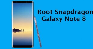 Snapdragon Galaxy Note 8 Root