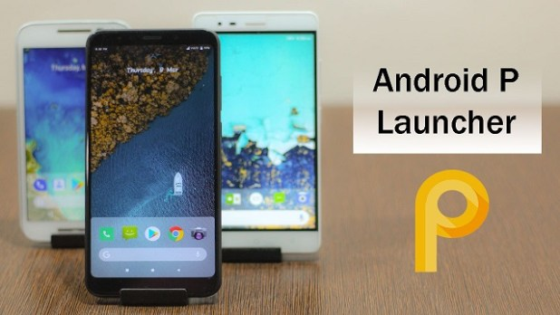 Download & Install Android P 9 0 Pixel Launcher APK - Dory Labs