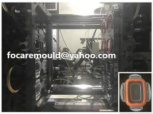China 2 componente molde alimentos almacenamiento contenedor TPE tapa