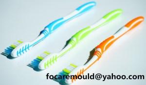 molde de cepillo de dientes