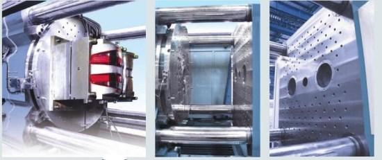maquina de inyeccion de mesa rotativa
