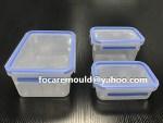 China 2K comida almacenamiento caja molde