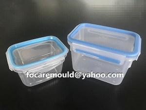Tapa de la caja de almacenamiento de comida China 2K