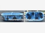 caja electrica de dos componentes
