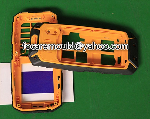 Carcasa del telefono 2k molde