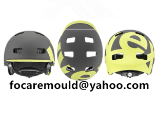 dos casco de seguridad de color